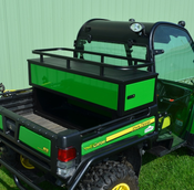 "John Deere Full Size Gator 12"" High Crossover Cabinet with Drawers"