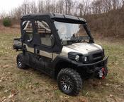 Side X Side Kawasaki Mule Pro Fxt Full Cab Enclosure