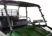 Spike Kawasaki Mule PRO-FXT Windshield W/Dual Vents-Hard Coated
