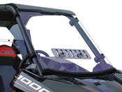 Spike Polaris RZR RS1 Full Venting Windshield With Hard Coat
