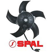 Polaris General 4-Seater SPAL High Performance Replacement Cooling Fan