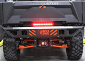 Bad Dawg GC1K Rear Bumper W/POD Lights and Harness