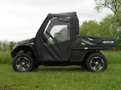 3 Star Arctic Cat Prowler 650 Soft Doors/ Rear Window Combo
