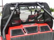 3 Star Arctic Cat Wildcat 4 Seater Soft Back Panel