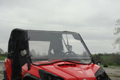 3 Star Can-Am Commander 2-Pc Vented Windshield