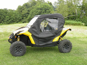 3 Star Can-Am Maverick Soft Doors