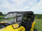 3 Star Can Am Maverick Full Cab Enclosure for Hard Windshield
