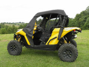 3 Star Can Am Maverick Soft Door/ Rear Window Kit