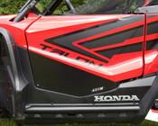 Axiom Honda Talon Lower Door Inserts