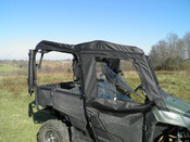 3 Star Honda Pioneer 700-4  Soft Door / Rear Window Combo