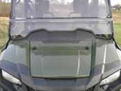 3 Star Honda Pioneer 700-4 2-Pc Vented Windshield