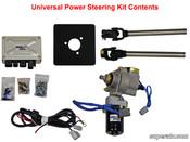 EZ Steer Power Steering Kit Universal