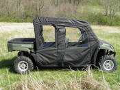 3 Star John Deere Gator 550-4 Full Cab Enclosure for Hard Windshield