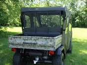 3 Star Kawasaki Mule 3000/3010 Soft Door/ Rear Window Combo