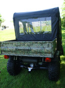 3 Star Kawasaki Mule 3000/3010 Trans Soft Back Panel