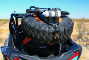 Pro Armour Quiockshot - Universal Spare Tire and Accessory Mount