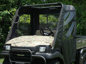 3 Star Kawasaki Mule SX Full Cab for Hard Windshield