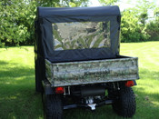 3 Star Kawasaki Mule 600/610 Soft Back Panel
