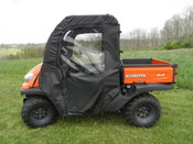3 Star Kubota RTV 400/500 Soft Door Kit