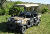 3 Star Kubota RTV 1140 Soft Top