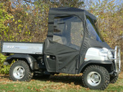 3 Star Kubota RTV 1140 Soft Door /Rear Window Combo
