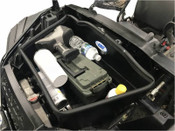 EMP '15+ Honda Pioneer 500 Under Hood Storage Compartment