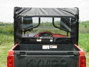 3 Star KYMCO 500 Soft Back Panel