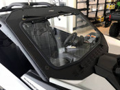 EMP Can-Am Maverick X3 Laminated Glass Windshield with Slide Vent