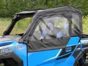 3 Star Polaris General Soft Door/Rear Window Combo