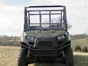 3 Star Polaris Ranger Crew 700 (2008-2009) 2-Pc Vented Scratch-Resistant Windshield