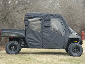 3 Star Polaris Ranger Crew 900 Soft Door/Rear Window Combo