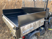 EMP Kubota RTV Cargo Bed Side Extensions