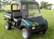 Over Armour Bush Hog Trail Hand 4400 Mini Cab w/ Vinyl Windshield