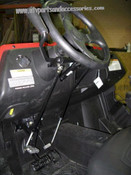 Sure Grip Hand Controls for Kawasaki Teryx through 2013