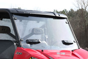 Seizmik '15+ Polaris Ranger 570 Mid Size Versa-Vent Windshield