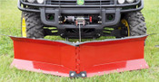 Eagle UTV V-Blade Plow Kit for Bad Boy Buggie