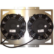 Yamaha Rhino 450/660 Replacement Dual Cooling Fan (UPZ2000)