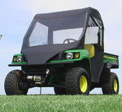 Mammoth Designs John Deere Gator XUV/HPX Full Cab w/ Vinyl Windshield