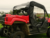 Over Armour Yamaha Viking Door/Rear Window Combo