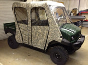 Greene Mountain Kawasaki Mule 4010 Trans Cab Enclosure
