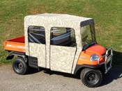 Greene Mountain Kubota RTV 1140 Cab Enclosure