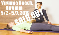 **SOLD OUT** VSA Singing Bowl Vibrational Sound Therapy Certification Course Virginia Beach, VA May 2-7, 2019
