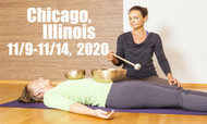 VSA Singing Bowl Vibrational Sound Therapy Certification Course Chicago, Il November 9-14,, 2020