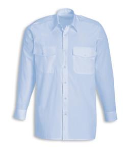 Alexandra Men's long sleeved pilot shirt