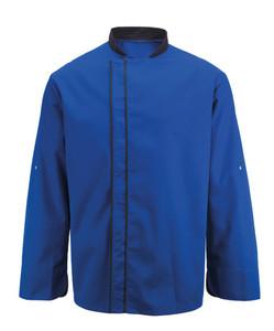 Alexandra chef's coloured contrast jacket