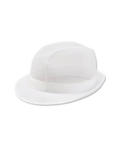 Alexandra Workwear Unisex Trilby Hat White