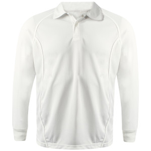 Behrens Unisex Adult Cricket Shirt Long Sleeve
