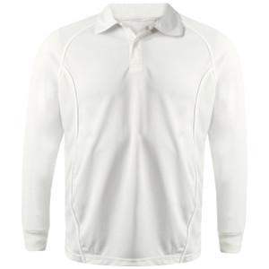 Behrens Unisex Adult Cricket Shirt Long Sleeve