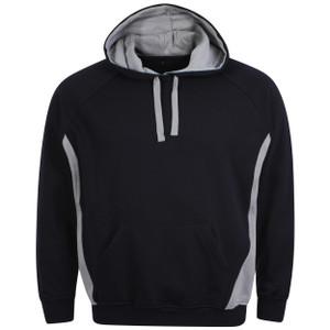 Behrens Unisex Adult Teamwear Hooded Top