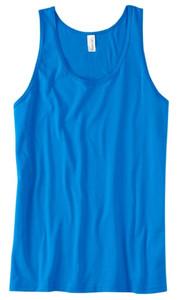 Canvas Men's Cotton Jersey Sleeveless Tank Top